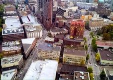 Vancouver dachu wierzchołek Fotografia Stock