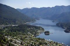 Vancouver - Deep Cove and Salmon Arm Stock Image
