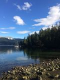 Vancouver del norte, Columbia Brit?nica, Canad? imagen de archivo libre de regalías