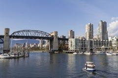 Vancouver Royalty-vrije Stock Foto