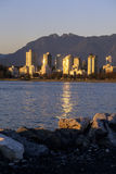 Vancouver downtown- Canada Stock Photo