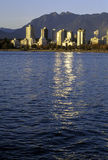 Vancouver downtown- Canada Stock Images
