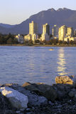 Vancouver downtown- Canada Royalty Free Stock Photos