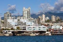 Vancouver du nord Images libres de droits