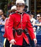 2016 Vancouver dumy parada w Vancouver, Kanada Fotografia Stock