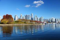 Vancouver en Canadá Imagen de archivo