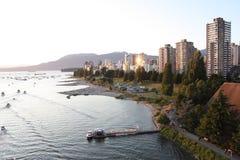 Vancouver-Englisch-Schacht stockbild