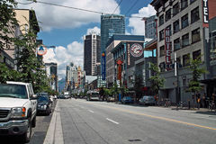 Vancouver F. KR., Kanada Royaltyfria Foton