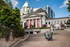 Vancouver galeria sztuki Obrazy Stock