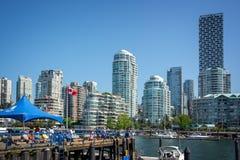 Free Vancouver Granville Island, British Columbia Canada Royalty Free Stock Photo - 182434305