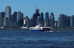 Vancouver-Hafen lizenzfreie stockfotos