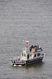 Vancouver harbor police Royalty Free Stock Photos