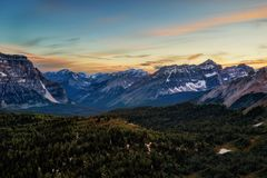 Vancouver Howe Sound stock photo