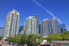 Vancouver - il Canada immagine stock