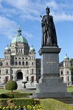 Vancouver-Insel Kanada Stockbild