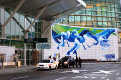 Vancouver International Airport Royalty Free Stock Photography