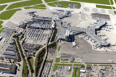 Vancouver International Airport Stock Photos