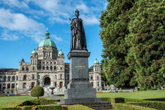 Vancouver island Canada Royalty Free Stock Photography