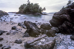 Vancouver Island, located in British Columbia, Canada Stock Photo