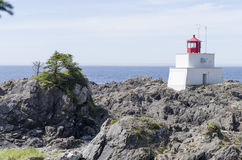 Vancouver Island west coast Stock Image