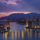 Vancouver - Kanada Royaltyfri Bild