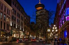 Vancouver, Kanada Lizenzfreies Stockfoto