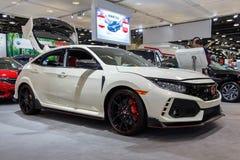 Vancouver, Kanada - März 2018: Honda Civic stockfotos