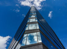 Vancouver Kanada - 14. Mai 2017, Architektur und Gebäude herein in die Stadt Lizenzfreies Stockfoto