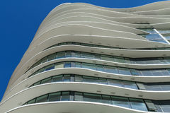 Vancouver Kanada - 20. Mai 2017, Architektur und Gebäude herein in die Stadt Stockbilder