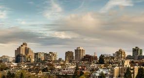 Vancouver Kanada - mars 23, 2016 Arkivbilder