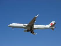 Air Canada flygplan Royaltyfri Bild