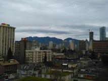 Vancouver kolumbiowie brytyjska, Obrazy Royalty Free