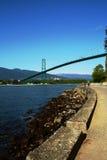 Vancouver krajobrazu Zdjęcie Stock