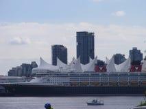 Vancouver la Colombie-Britannique Rocky Mountains photo stock