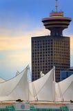 Vancouver-Landschaft Stockbilder
