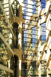 Vancouver library Royalty Free Stock Images