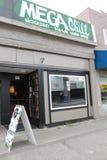 Vancouver marijuanaapotek Arkivfoton