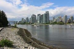 Vancouver Marina Stock Photos