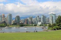 Vancouver Marina Stock Photography