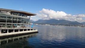 Vancouver nabrzeże Zdjęcie Royalty Free