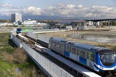 Vancouver - nowa linia horyzontu Zdjęcie Stock