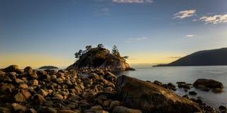 Vancouver område parkerar F. KR. Kanada Arkivbild