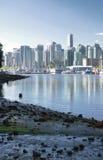 Vancouver pejzaż miejski fotografia royalty free