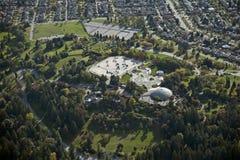Vancouver - Queen Elizabeth Park Royalty Free Stock Image