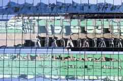 Vancouver reflexioner Royaltyfri Bild