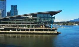 Vancouver regelmitt Arkivbilder