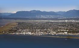 Vancouver Richmond arkivfoto