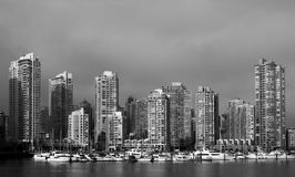 Vancouver's Dock Stock Images