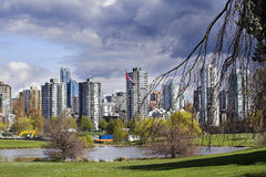 Vancouver scenery Stock Photography