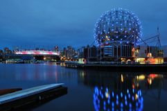 Vancouver Science World Royalty Free Stock Images